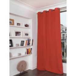 Rideau Phonique Performance Plus Orange Rouille MC374